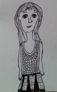 SLK Self Portrait